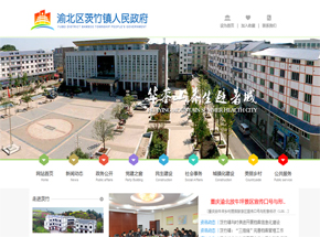 重庆市渝北区茨竹镇人民政府