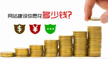 重庆做网站要多少钱,什么影响网站的价格