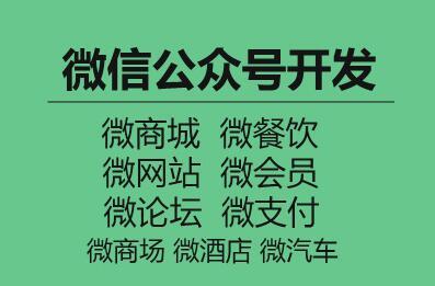重庆微商城建设