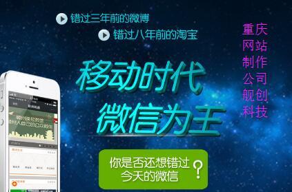 重庆微网站开发建设