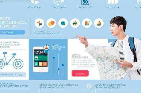 重庆网站建设的特点来源于企业的了解和创意结合